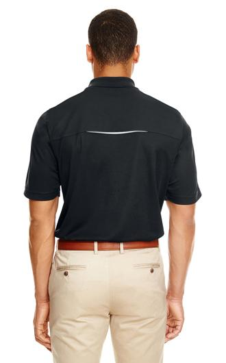 Core 365 Men's Radiant Performance Pique Polo with R 2