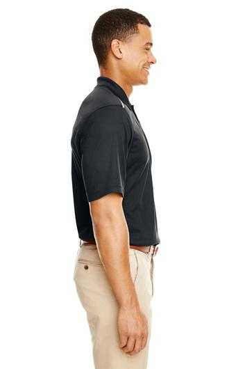 Core 365 Men's Radiant Performance Pique Polo with R 3