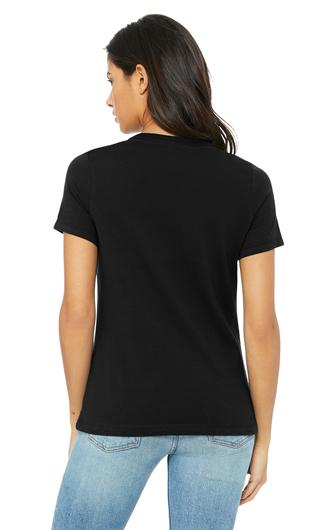 Bella  Canvas Ladies' Relaxed Jersey Short-Sleeve T-Shirt 3