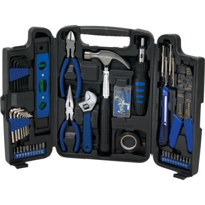 129 Piece Deluxe Household Tool Set 1