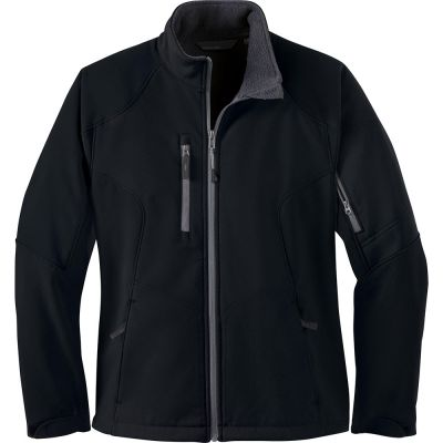 Ladies' Colour‑Block Soft Shell Jacket