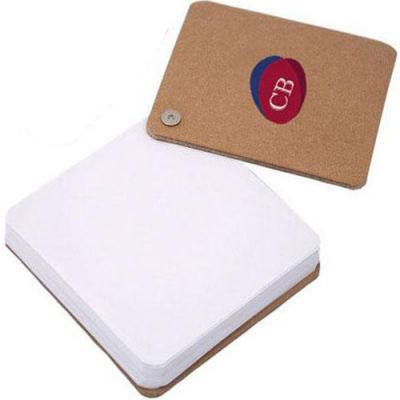 Recycled Cardboard Pivot Pad ‑ White