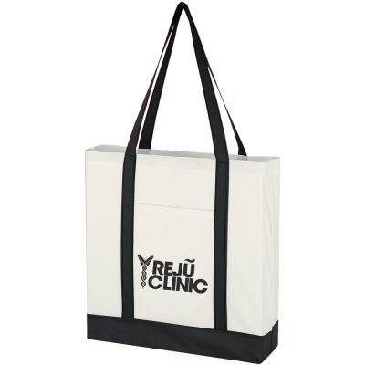 Non Woven Tote Bag with Trim colours