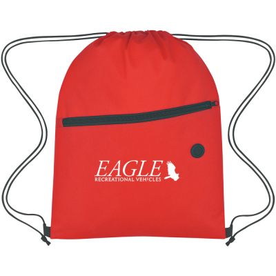 Non-Woven Hit Sports Pack With Front Zipper