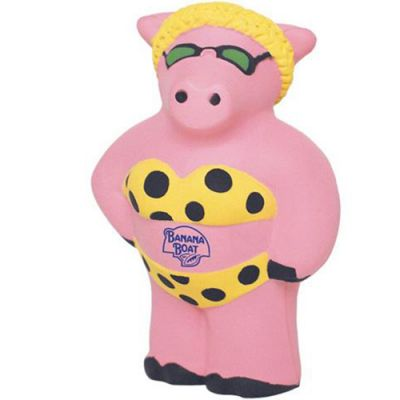 Cool Pig Stress Ball