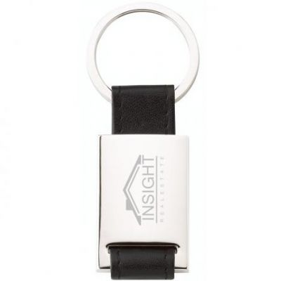 Colourplay Leather Key Ring