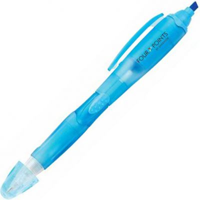 Blossom Ballpoint/Highlighter (Translucent)