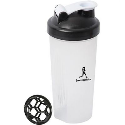 Cross‑Trainer Max 600 Ml. (20 Oz.) Large Shaker Bottle