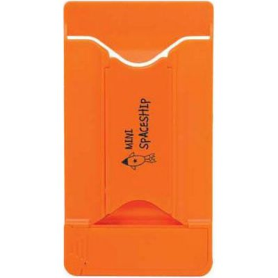 Lockdown Card Holder With Stand And Screen Cleaner