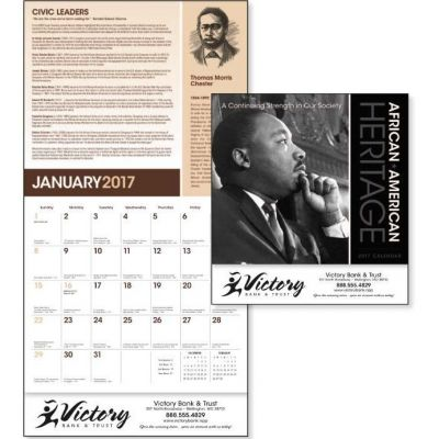 African‑American Heritage: Dr. M Luther King, Jr.