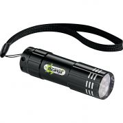 Garrity 9 L.E.D. Flashlight
