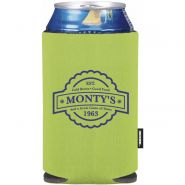 Collapsible Can Cooler Koozie