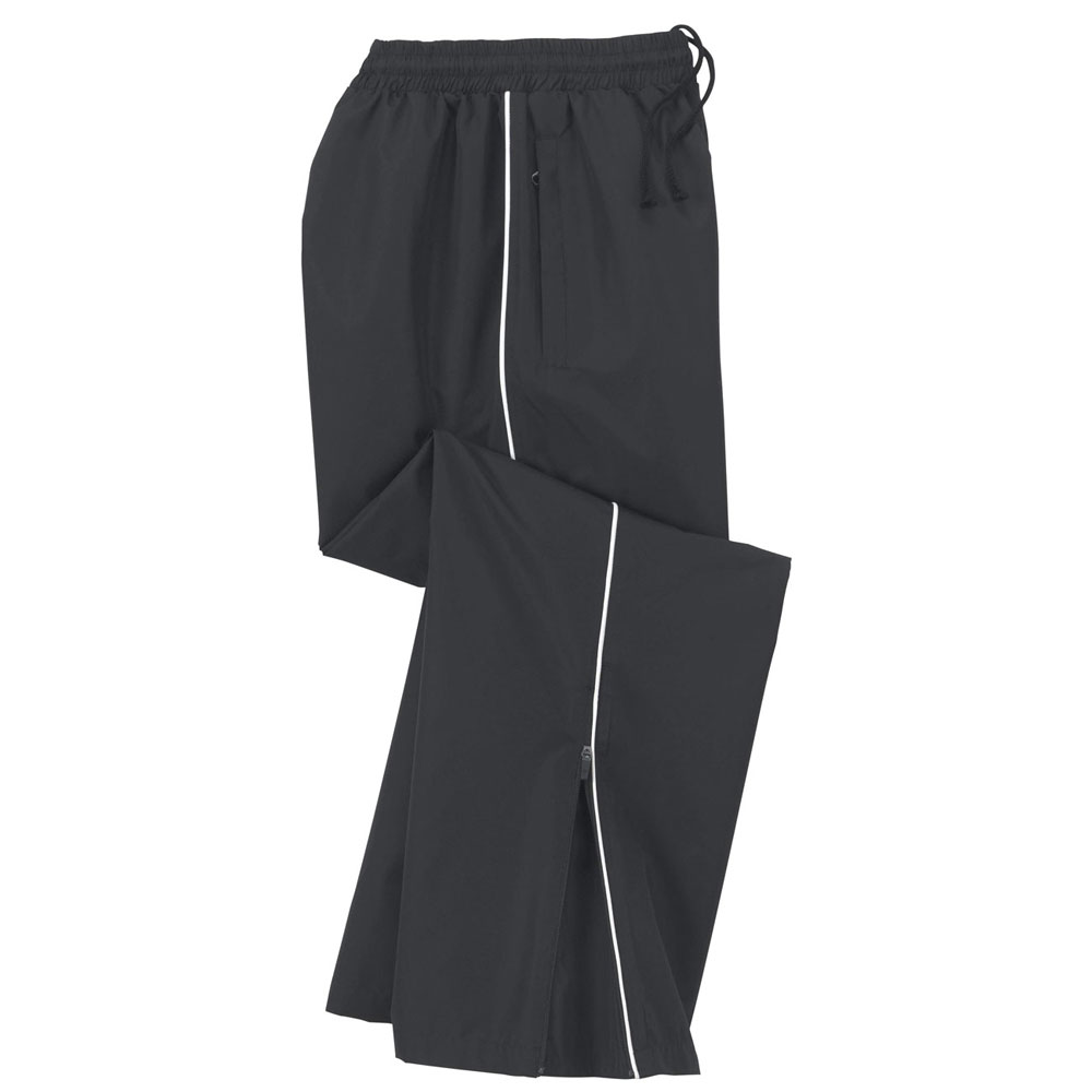 Youth Woven Twill Athletic Pants