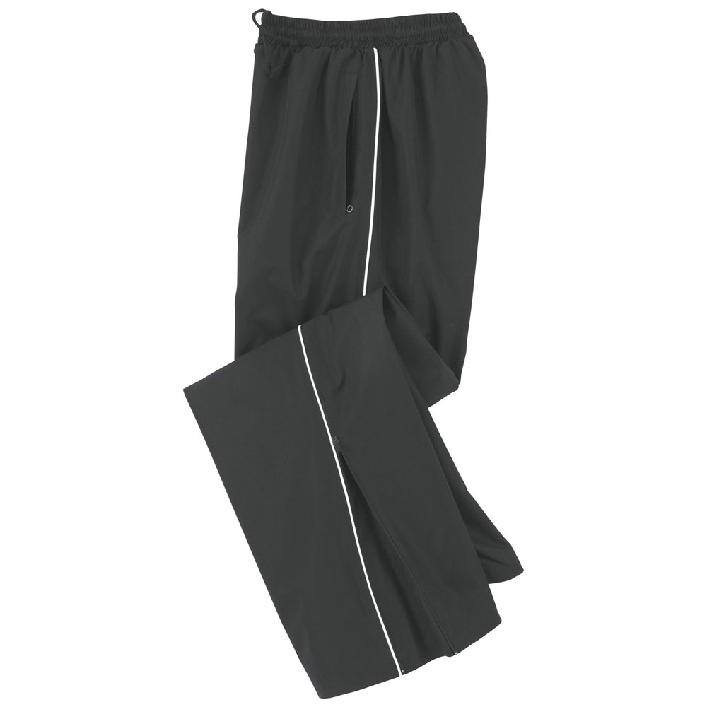 Women's Woven Twill Athletic Pants