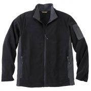 Men's Full?Zip Microfleece Jacket