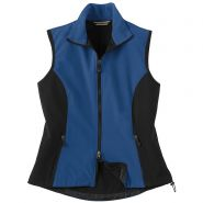 Ladies' Soft Shell Performance Vest