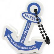 Anchor Foam Floating Key Tag