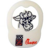 Cow Foam Pop�Up Visor Hat