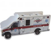Ambulance Shaped Foam Puzzle