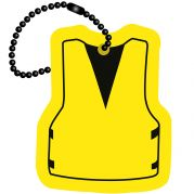 Lifevest Foam Floating Key Tag