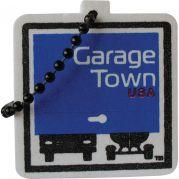 Square Foam Floating Key Tag