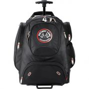 elleven Wheeled Security?Friendly Compu?Backpack