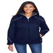 Angle Ladies' 3?in?1 Jacket With Bonded Fleece Liner