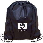 00fba6f11dbc Custom Promotional Drawstring Backpacks - Imprinted Logo ...