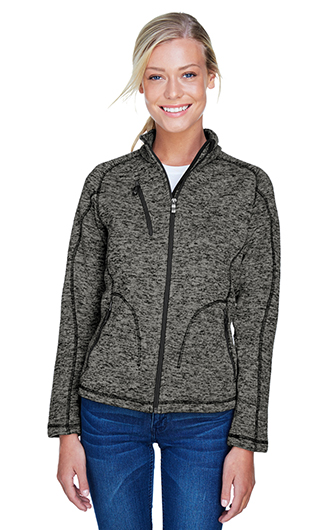 Peak Women's Sweater Fleece Jacket
