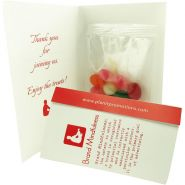 1 oz. Assorted Jelly Beans Calling Card
