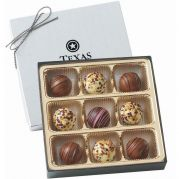 9 Truffles in Gift Box