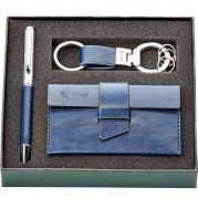Fabrizio Pen, Key Ring and Card Case Set