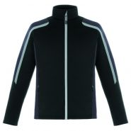 Strike Men's Colour?Block Fleece Jackets