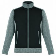 Victory Men's Hybrid Performance Fleece Jackets