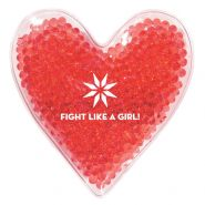 Heart Shape Gel Beads Hot/Cold Pack