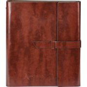 Fabrizio Refillable Portfolio/3?Ring Binder