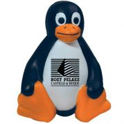 Sitting Penguin Stress Ball
