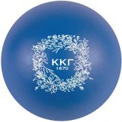 Blue Stress Ball