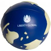 Glow Earth Stress Ball