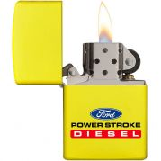 Neon Color Windproof Zippo Lighter