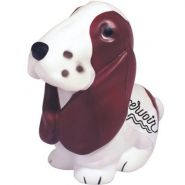 Basset Hound Stress Ball