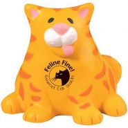 Fat Cat Stress Ball