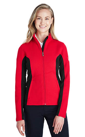 Spyder Women's Constant Full-Zip Sweater Fleece Jacket