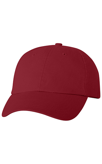 Valucap - Adult Bio-Washed Classic Dad's Cap