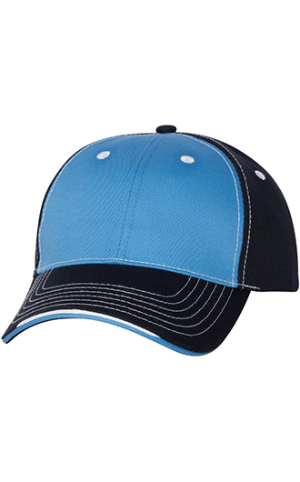 Sportsman - Tri-Color Cap