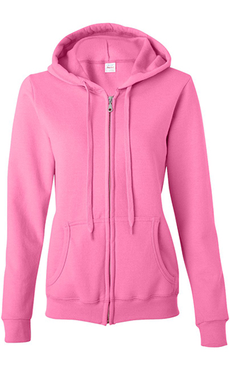 Gildan - Heavy Blend Women?s Full-Zip Hooded Sweatshirt