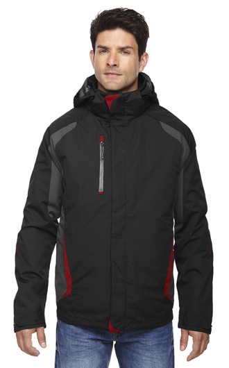 Height Men's 3?in?1 Jackets With Insulated Liner