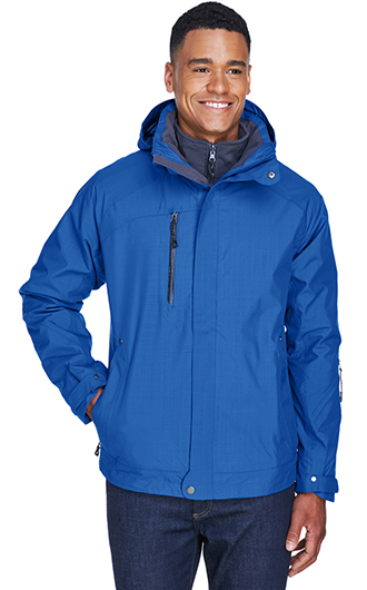 Caprice Men's 3?in?1 Jacket with Soft Shell Liner