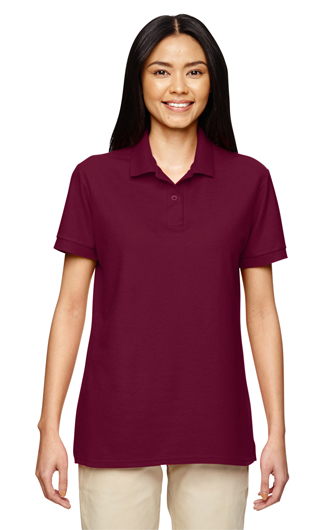 Gildan Ladies' 6 oz. Double Pique Polo