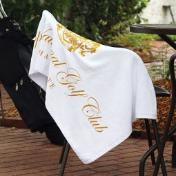 Caddy Towel